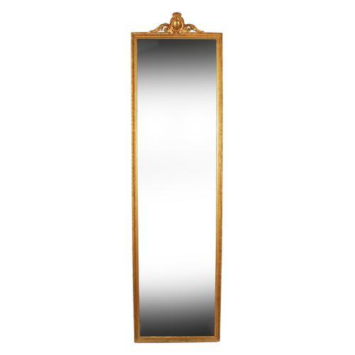 Tall Victorian Pier Glass (1 of 7)