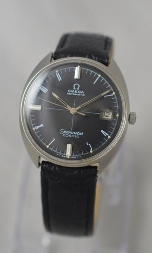 1970 Omega Seamaster Cosmic Automatic Wristwatch (1 of 5)