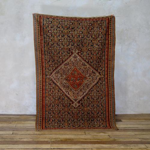 Fine Early 20th Century Senneh Kilim Rug (1 of 11)