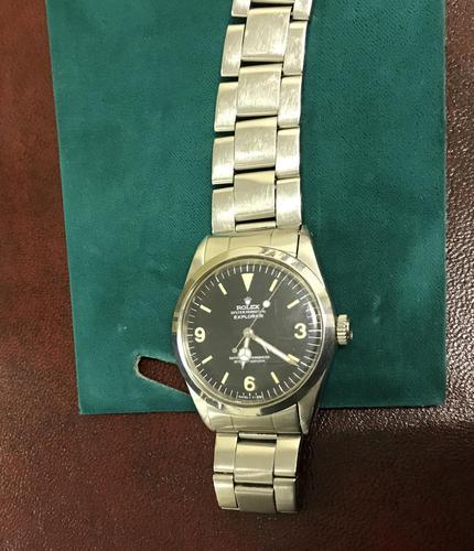 Vintage Rolex Explorer 1016 Rare Full Set (1 of 14)