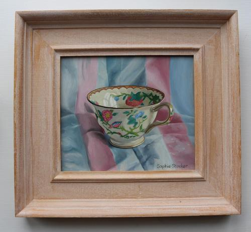 Study of a Teacup by Sophie Stocker (1 of 6)