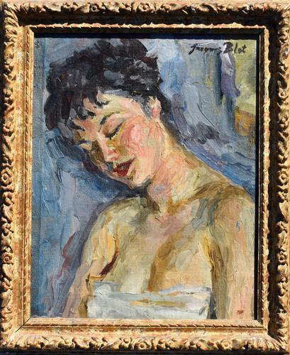 Jacques Émile Blot French Post Impressionist 1949 (1 of 7)