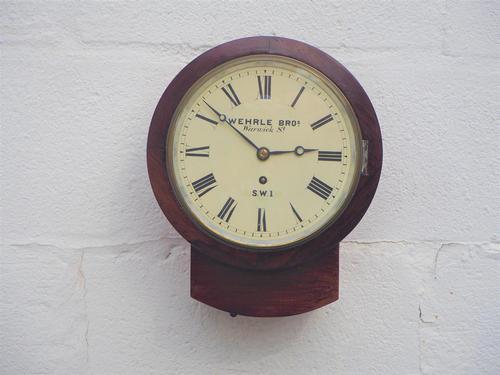 Drop Dial Wall Clock (1 of 9)