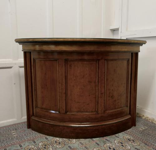 19th Century Oak Courtroom Dock, Restaurant Reception Greeting Station, Greeter (1 of 10)