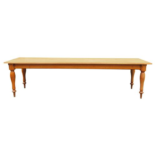 Satin Birch Dining Table from Honourable Company of Edinburgh Golfers (1 of 5)