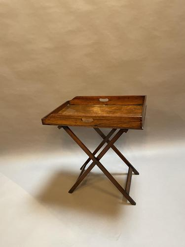 19th Century Butlers Tray Table (1 of 13)
