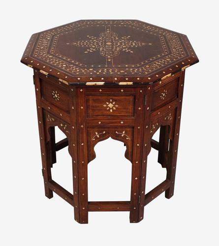 Octagonal Table (1 of 5)