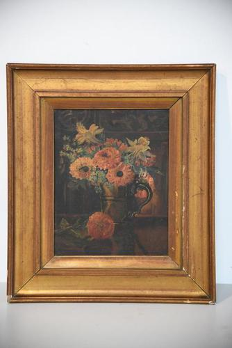 Still Life Oil Painting - A Harris (1 of 10)