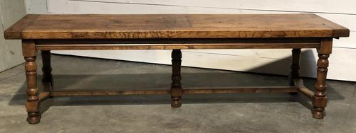 Wonderful Long French Farmhouse Dining Table (1 of 28)
