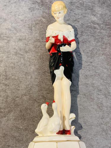 Royal Dux Figure (1 of 10)