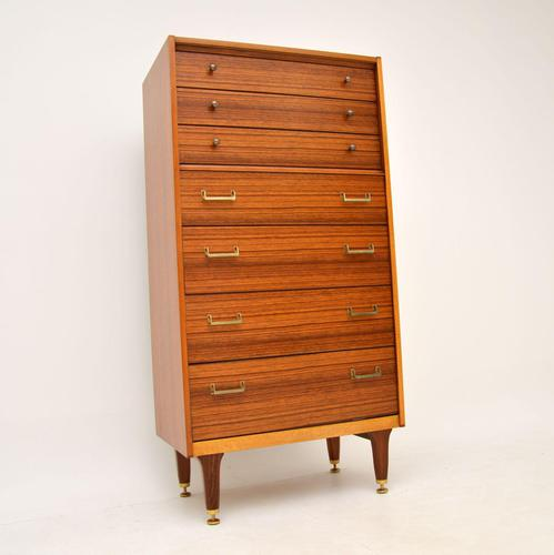 Walnut Tallboy Chest of Drawers by G- Plan Vintage 1960's (1 of 9)