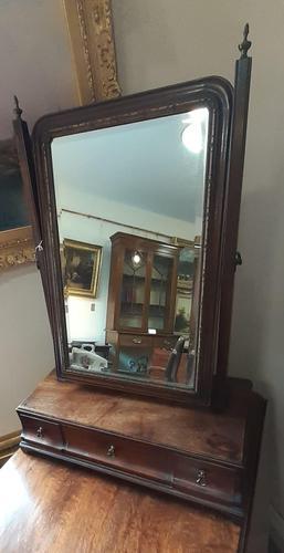 Mahogany Dressing Table Swing Mirror (1 of 5)