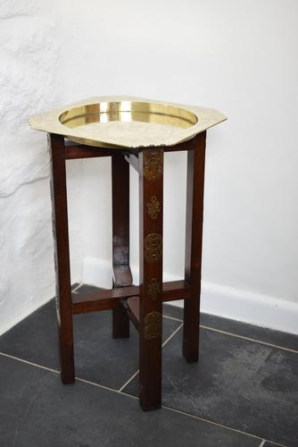 Early 20th Century Chinese Folding Tray Table (1 of 9)