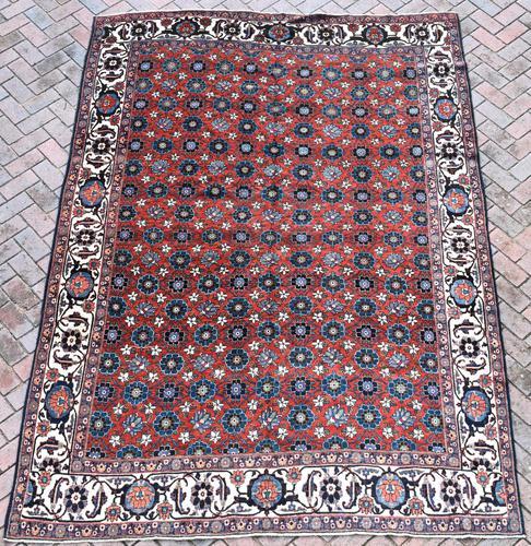 Old Veramin carpet 300x209cm (1 of 2)