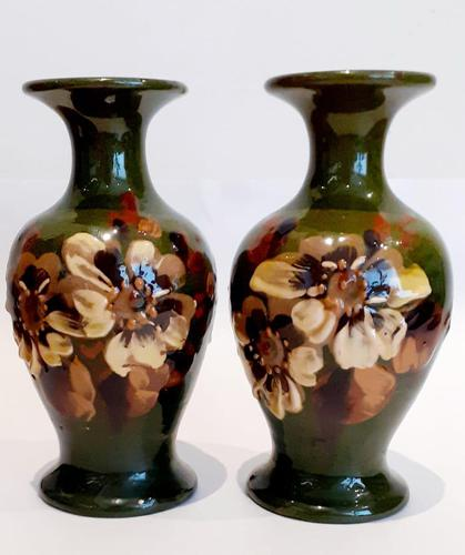Pair of Exeter Art  Pottery (1 of 5)