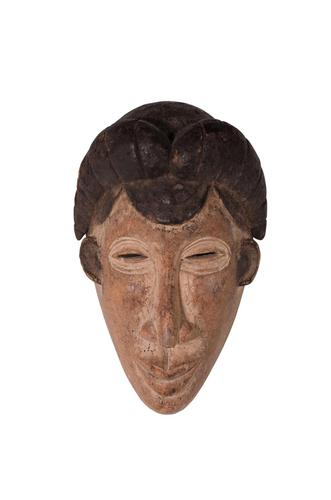 Carved African Mask (1 of 4)