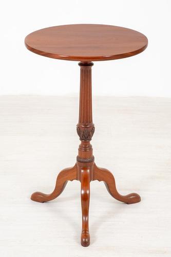 Georgian Style Mahogany Wine Table c.1900 (1 of 5)