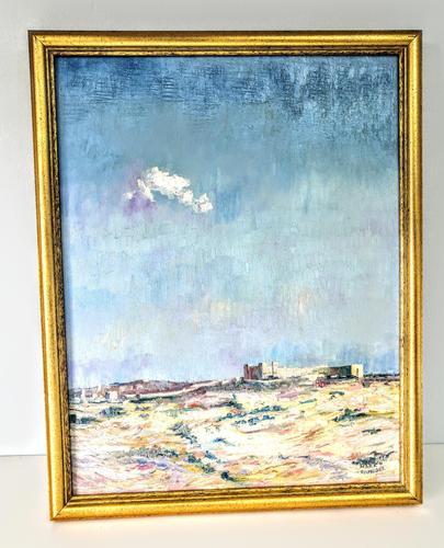 Oil Painting on Canvas - Malta Landscape (1 of 6)