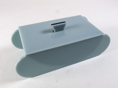 Art Deco Style Celluloid Dressing Table Lidded Box (1 of 4)