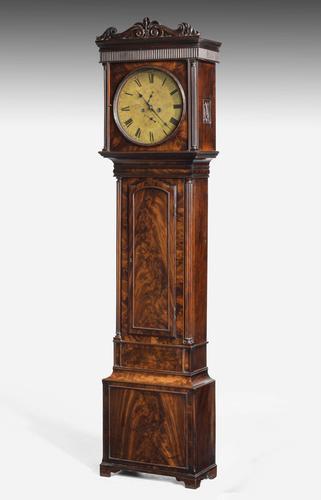 Early 19th Century Mahogany Longcase Clock by Alexander Ralston (1 of 7)