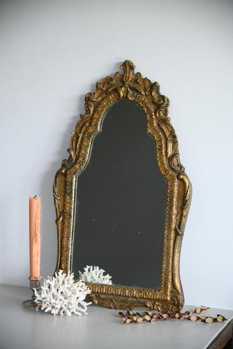 Vintage Italian Wall Mirror (1 of 9)