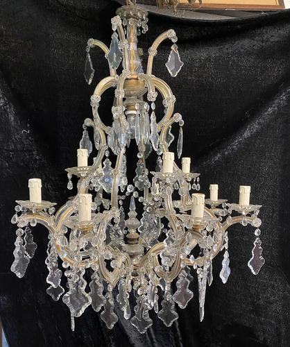 Large Antique Italian Marie Theresa (1 of 3)