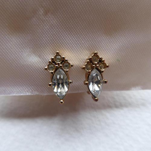 Christian Dior Clipon Earrings (1 of 6)