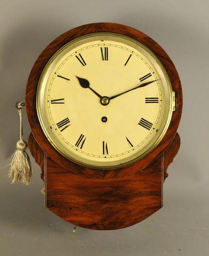 "8"" Fusee Dial Fusee Dial School Clock - Camera Kuss, London (1 of 8)"