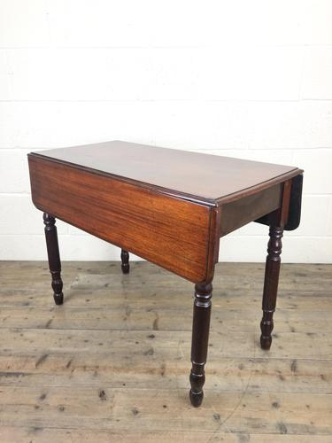 Victorian Mahogany Pembroke Table (1 of 9)
