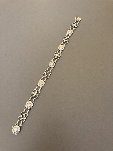 Georg Jensen Silver Bracelet. No 50 (1 of 5)