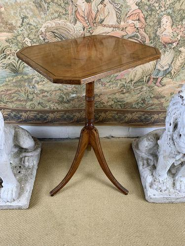 19th Century Lamp Table on Tripod Base (1 of 5)