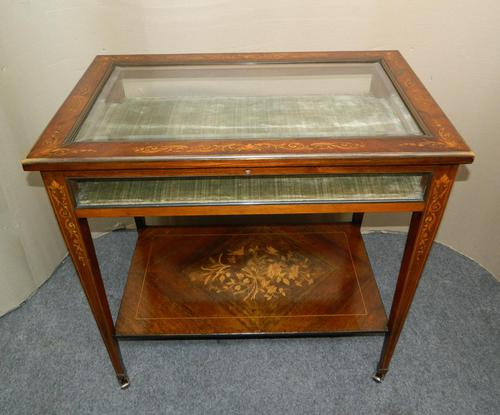 Inlaid Bijouterie Table (1 of 7)