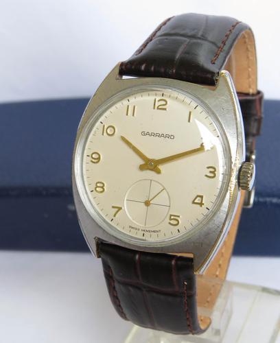 Gents 1970s Garrard wrist watch (1 of 6)