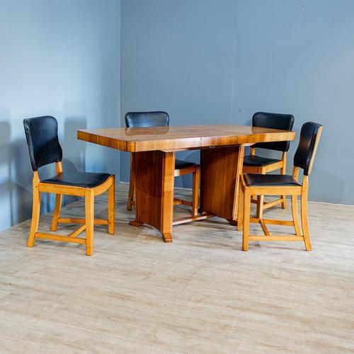 Art Deco Table & Chairs (1 of 11)
