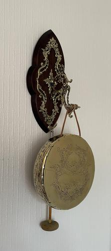 Rococo Design Wall Mounted Gong (1 of 5)