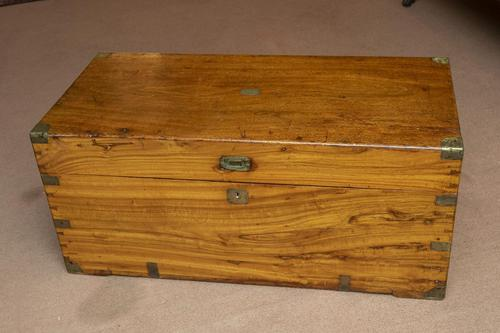 19th Century Military Trunk (1 of 8)