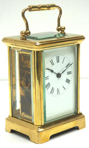 Asprey of London Antique French 8-day Carriage Clock Classic & Sought After Design (1 of 10)