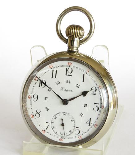 Omega Regina Pocket Watch c.1920 (1 of 5)