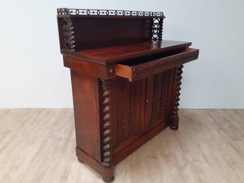 Victorian rosewood chiffonier (1 of 6)