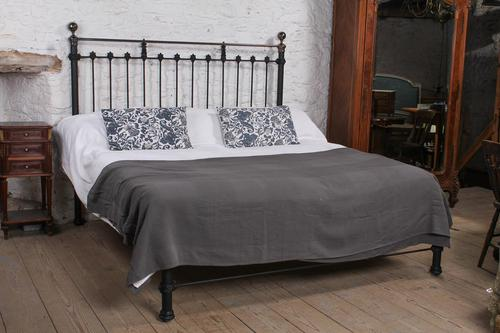 Super King Size Victorian no End Bed (1 of 7)