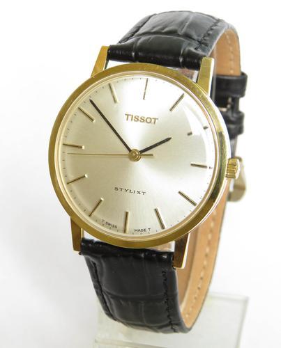 Gents Tissot Stylist Watch, 1972 (1 of 5)