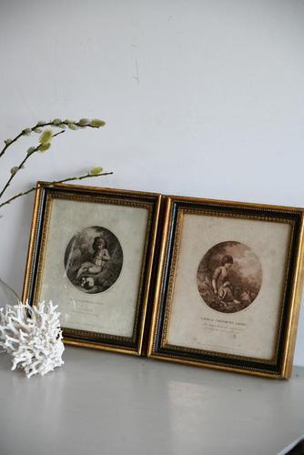 Pair of Antique Engravings (1 of 13)