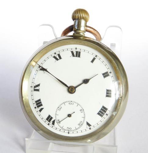 Antique 1920s Omega Pocket Watch (1 of 6)
