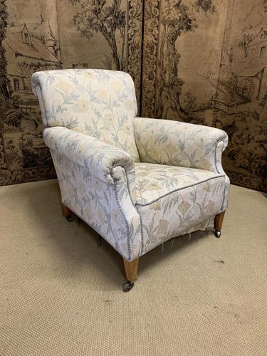 English Howard Style Armchair (1 of 7)