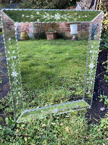 Small Venetian Mirror (1 of 4)