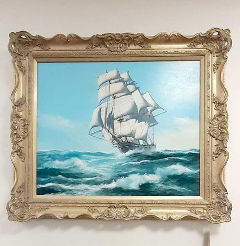 """""""The Last Voyage"""" (1 of 5)"""