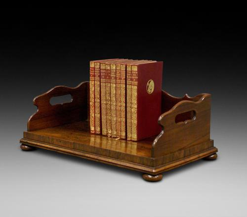 William IV Rosewood Book Carrier (1 of 6)