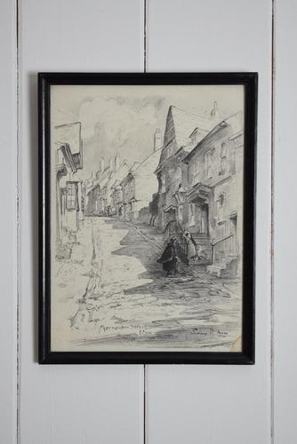 Mermaid Street Rye by Sidney Dennant Moss RBA (1 of 10)