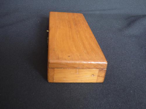 Small Equipment Box by J J Hill & Son London N W 10 c1920 (1 of 6)