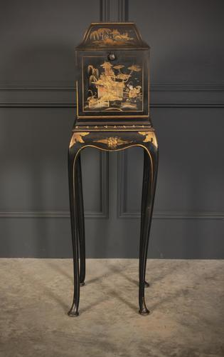 Chinoiserie Lacquered Phone Valet (1 of 8)